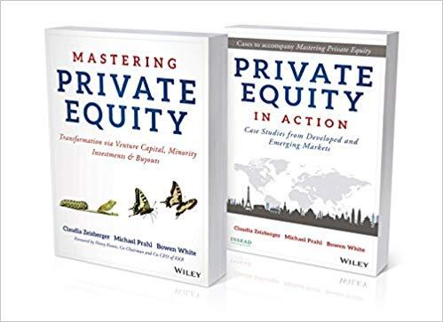 Mastering Private Equity Set