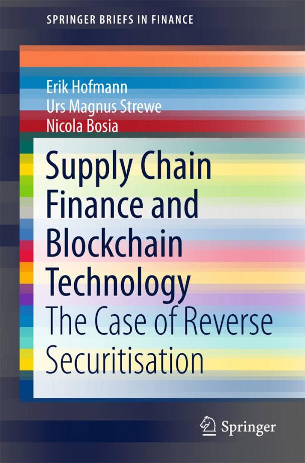 Supply Chain Finance and Blockchain