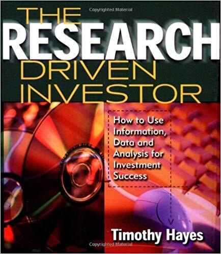 The Research Driven Investor