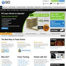 GCI Broker- A Complete Exchange Brokerage Firm Review